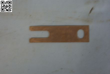 "1963-1982 Corvette C2 C3,1/16"" Trailing Arm Shim,New,Box A"